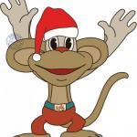 Гороскоп на 2016 год - год огненной обезьяны.