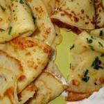 Тонкие блины из картофеля.