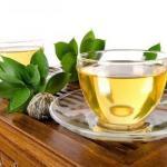 Чайный напиток для профилактики остеохондроза и заболеваний суставов.