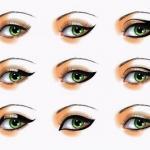Мы рисуем стрелки для разных типов глаз!