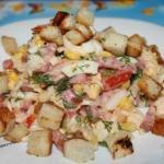 Тор - 10 обалденных и вкусных салатов!